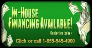 inhouse financing image black